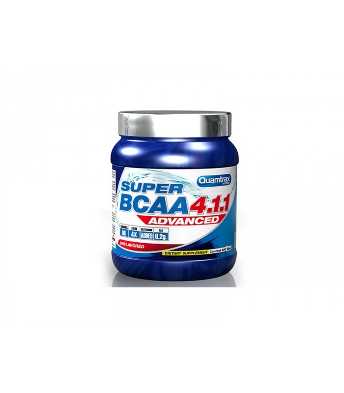 Super Bcaa Advanced 4.1.1 - 400 tab