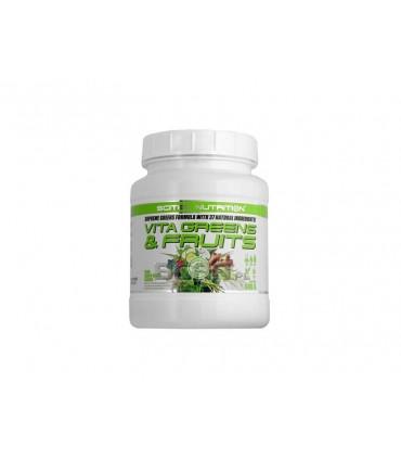 Vita greens & Fruit Stevia 600g
