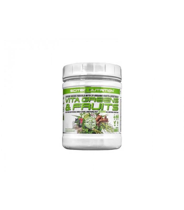 Vita greens & Fruit Stevia 360g