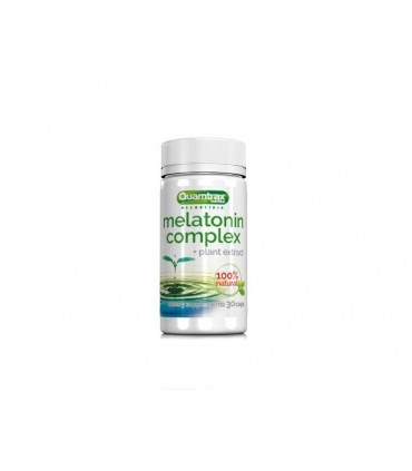 MELATONIN COMPLEX 30 CAPS