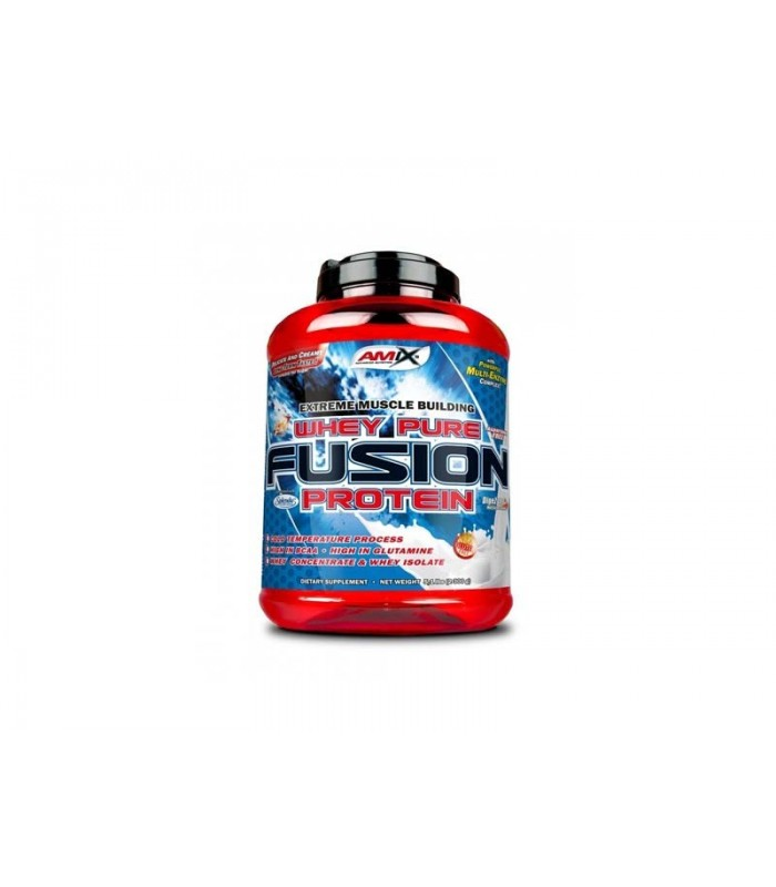 Whey Pure Fusion Protein 2.3 kg