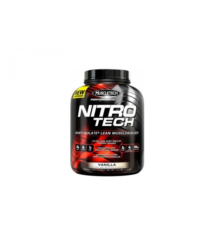 Nitro Tech Performance 4 Lb