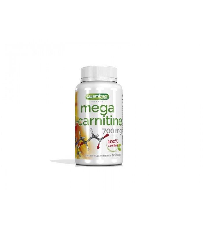 Mega L-carnitine 700 mg 120 cap