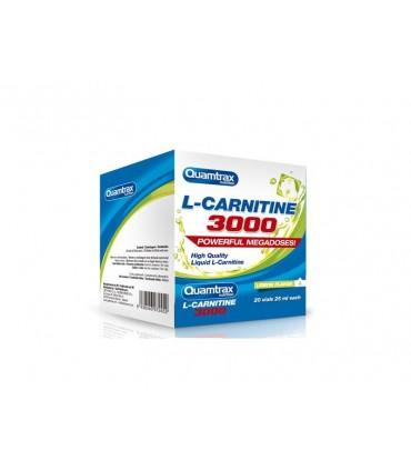 L-CARNITINE 3000 20X25 ML