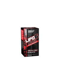 Lipo6 Black Ultra Concentrate 60 cap
