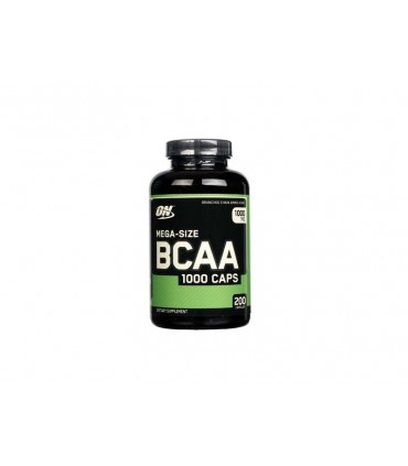 BCAA 1000 200 CAPS