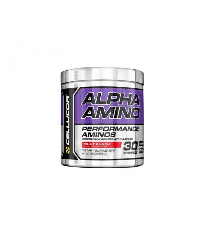 BCAA ALPHA AMINO - 366GR