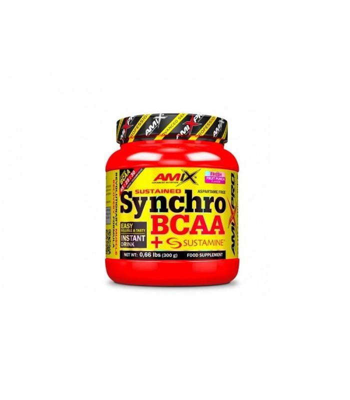 SYNCHRO BCAA + SUSTAMINE DRINK 300 G