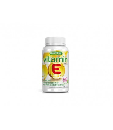 VITAMIN E 60 GEL CAPS