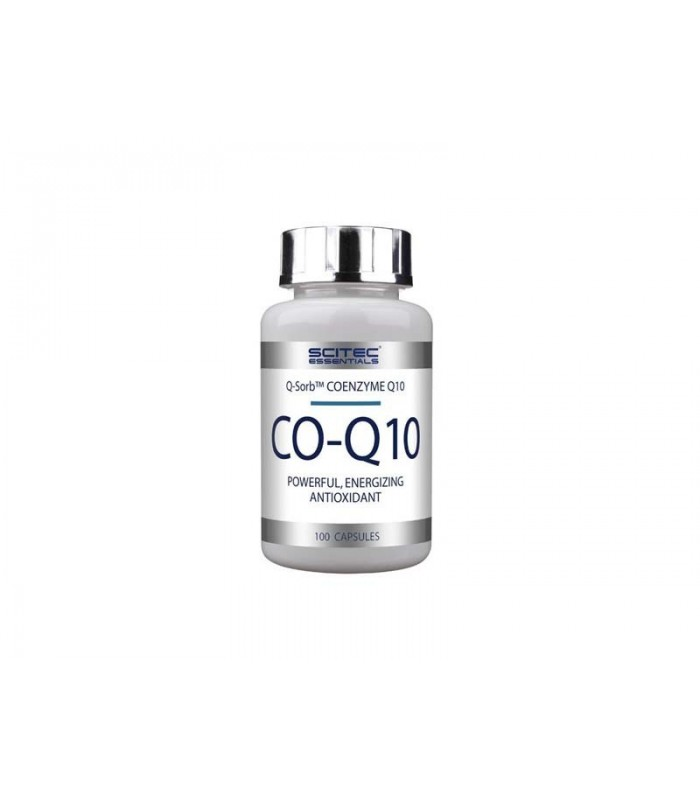 Co-Q10 10 mg 100 cap