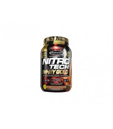 NITRO TECH 100% WHEY GOLD 1,13 KG (MUSCLETECH)