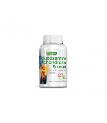 GLUCOSAMINE CHONDROITIN & MSM 90 TAB (QUAMTRAX)