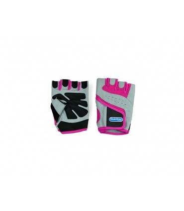 GUANTES POWER GLOVES ROSAS QUAMTRAX (PINK WOMEN'S POWER GLOVES)
