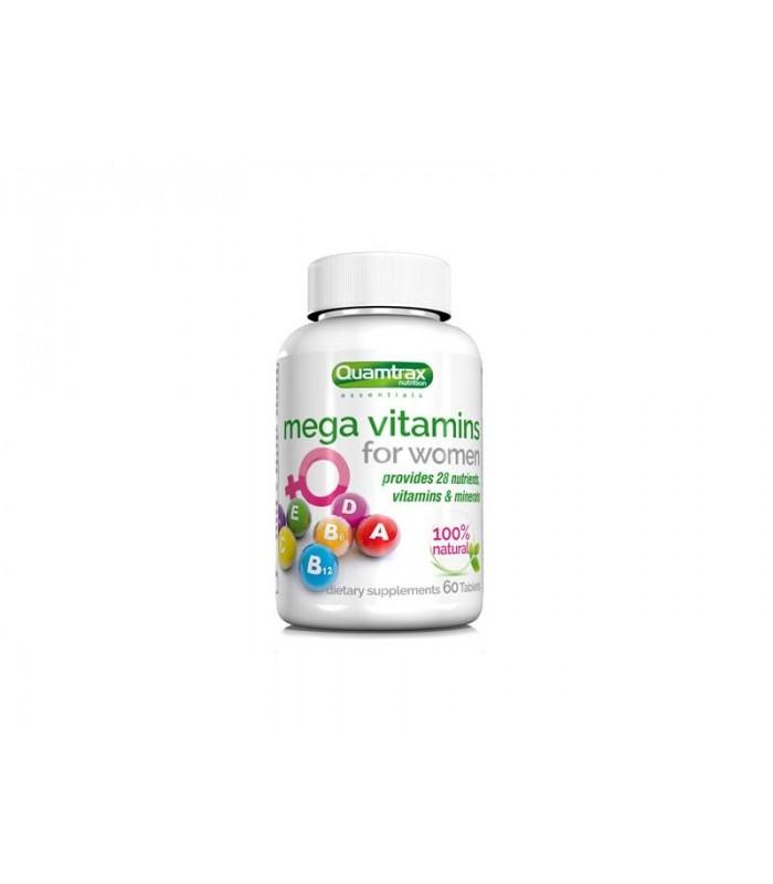 Mega vitamins for men