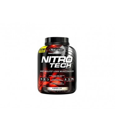 NITRO TECH PERFORMANCE 1,81 KG (MUSCLETECH)