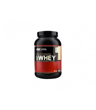 100% WHEY GOLD STANDARD - 908 G