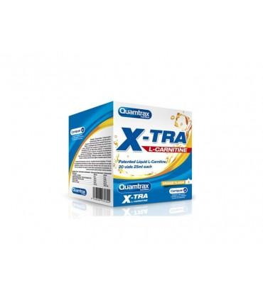 X-TRA L-CARNITINE 20X25 ML (QUAMTRAX)