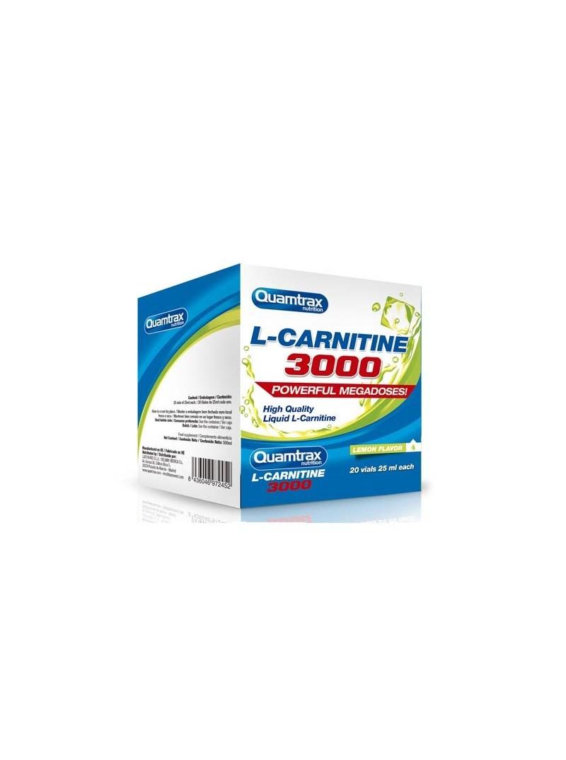 L-carnitine 3000 New 20 viales