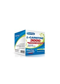 L-CARNITINE 3000 20X25 ML (QUAMTRAX)