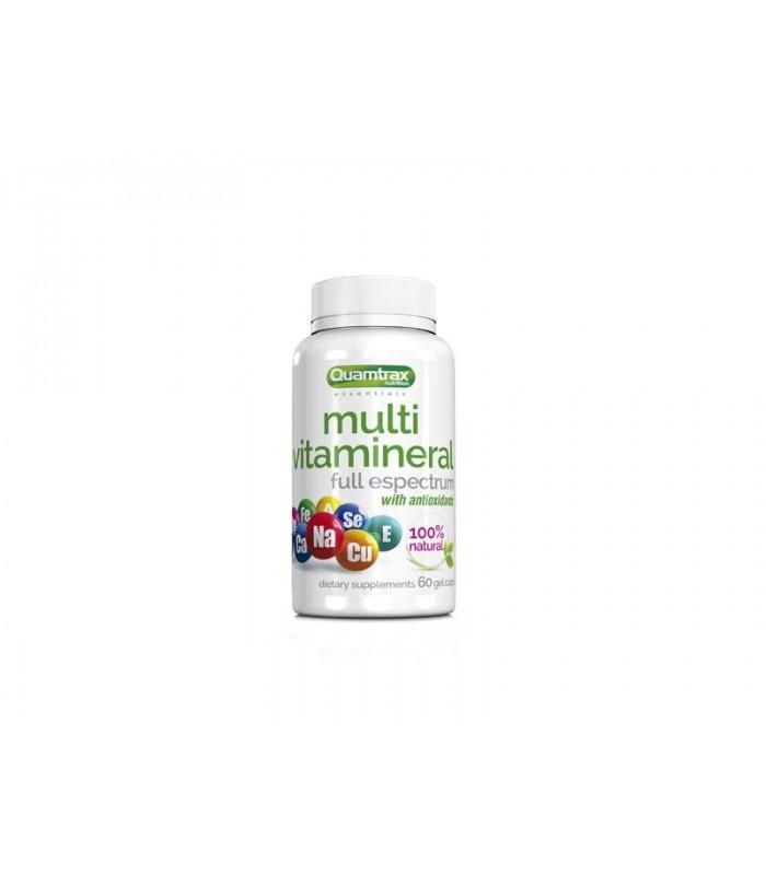 MultiVitamineral 100% Natural 60 caps