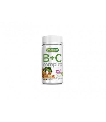 B+C COMPLEX 60 TABS