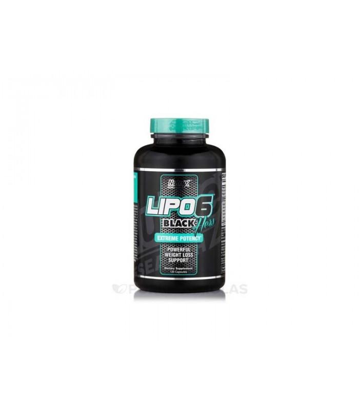 LIPO 6 BLACK HERS EXTREME POTENCY 120 CAPS