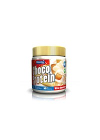 CHOCO PROTEIN WHITE CHOCO NO PALM OIL 250 G