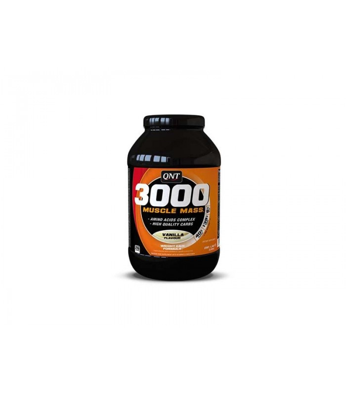 3000 MUSCLE MASS 1,3 KG