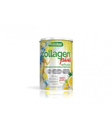 COLLAGEN PLUS WITH PEPTAN 350 G (QUAMTRAX)