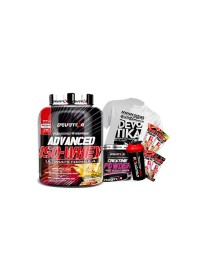 PACK ADVANCED ISOWHEY 2,2 KG + REGALOS DEVOTIKA