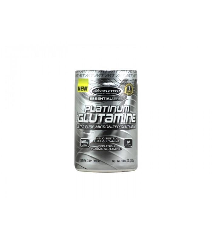 PLATINUM 100% GLUTAMINE 302 G (MUSCLETECH)