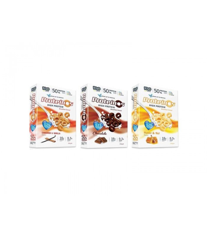 PROTEINOS BREAKFAST CEREAL 270 G