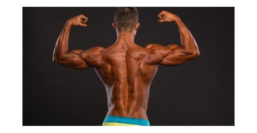 Rutina de ejercicios para una espalda ancha y fuerte