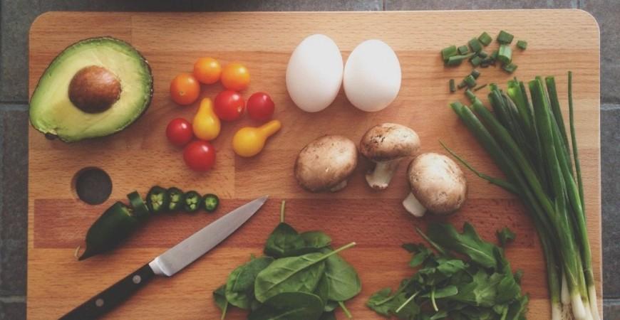 Dieta para empezar una vida healthy