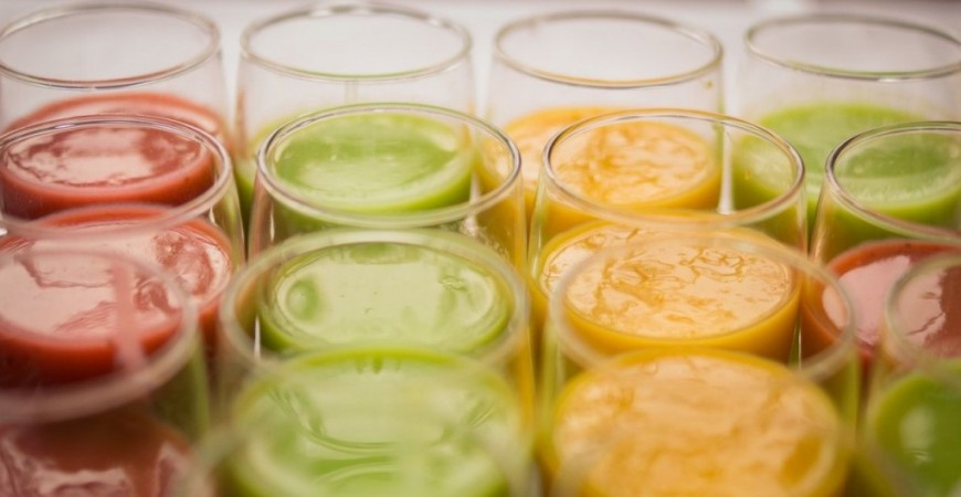 Recetas de smoothies de proteína para potenciar tus músculos
