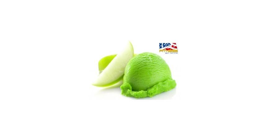 Helado proteico de manzana