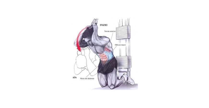 Entrenamiento para conseguir un abdomen perfecto