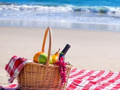Cómo alimentarse en vacaciones